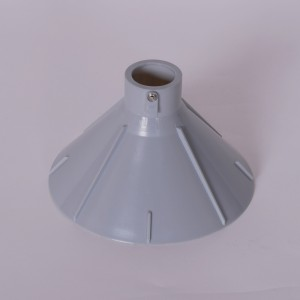 Scheideteller mit Rahmschraube - E5