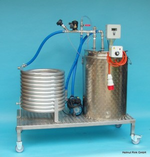 Milchpasteur MP 250