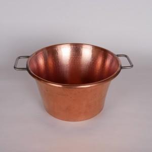 Kupfer-Behältereinsatz