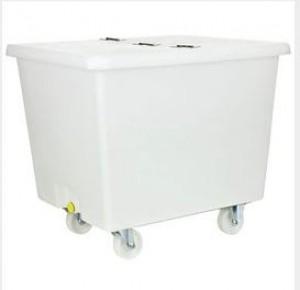 Klappdeckel für Rechteckbehälter 180 Liter